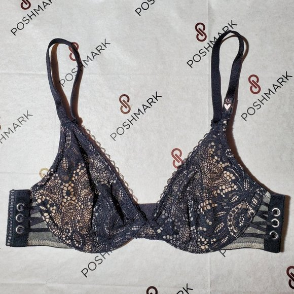 VS Very Sexy plunge bra. 32B NWT